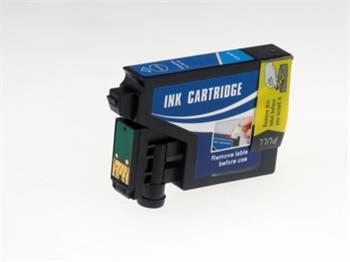 Azurová inkoustová kazeta T0612 kompatibilní inkoustová. (C13T06124010)
