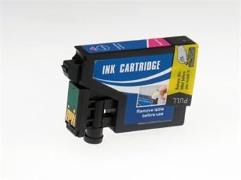 Purpurová inkoustová kazeta T0613 kompatibilní inkoustová. (C13T06134010)
