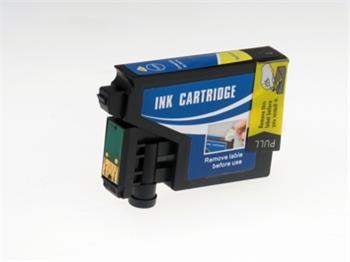 Žlutá inkoustová kazeta T0614 kompatibilní inkoustová. (C13T06144010)