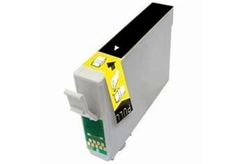 Epson T0711 - kompatibilní, Kazeta obsahuje čip. Instalace je tedy stejně snadná jako s originální kazetou.